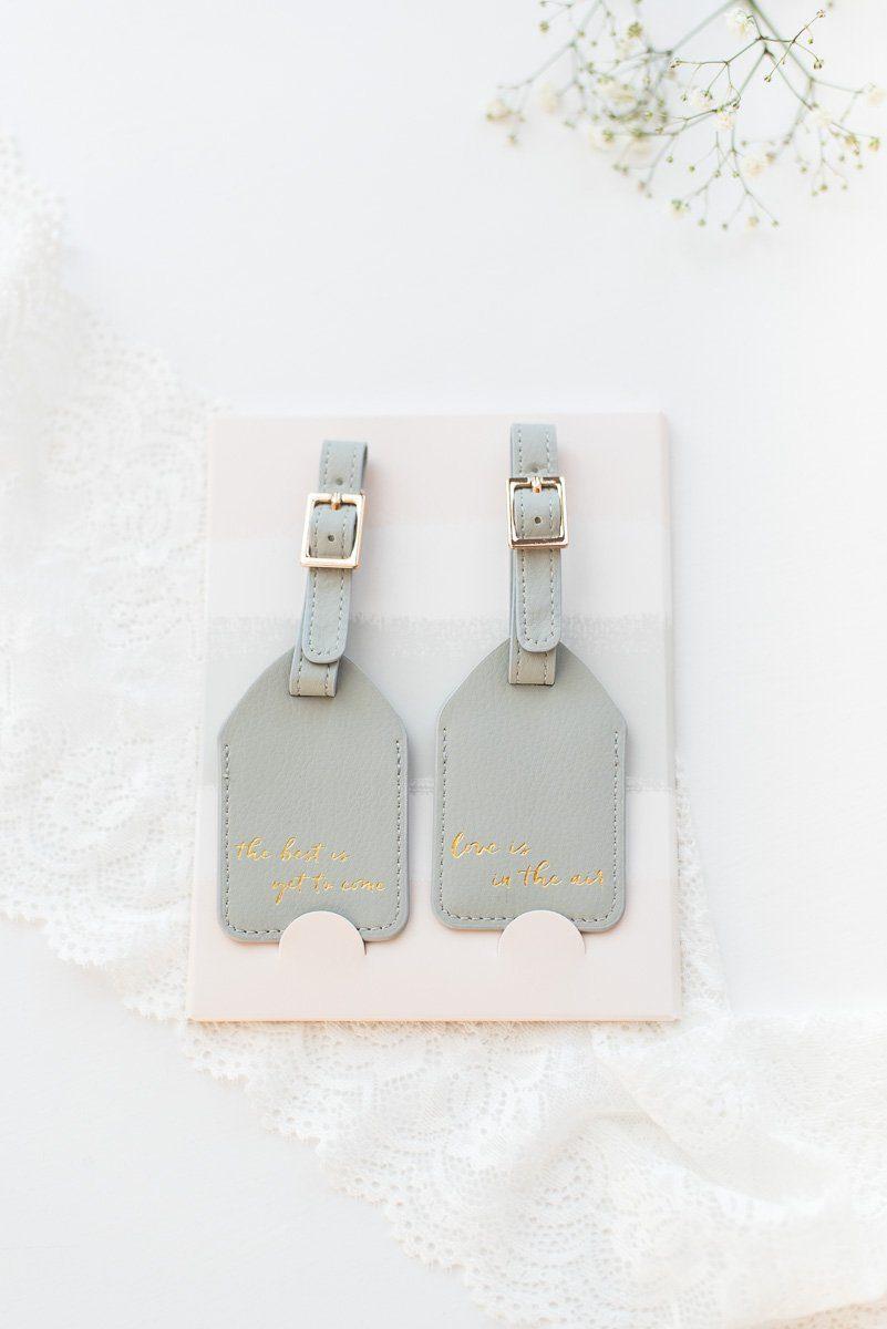 Kofferanhänger zur Hochzeit