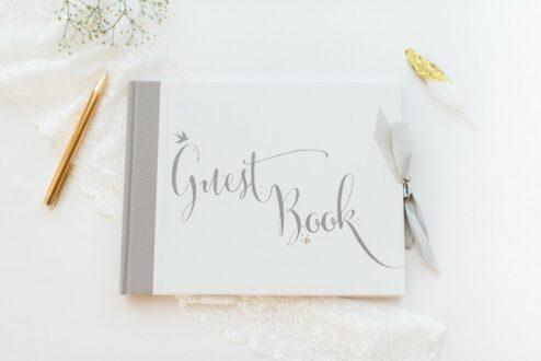 Gästebuch für die Hochzeit