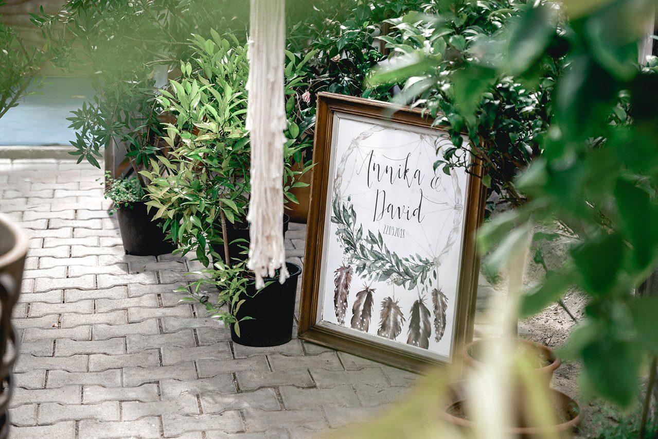 Boho Hochzeit Im Gewachshaus Fraulein K Sagt Ja Hochzeitsblog