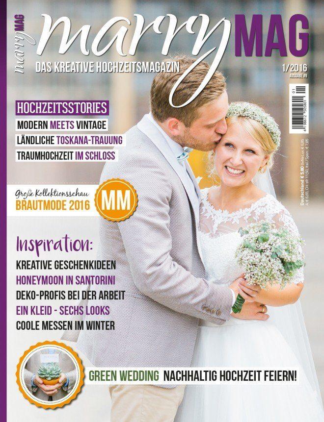 MarryMAG Nr. 9 Ausgabe 5/2015