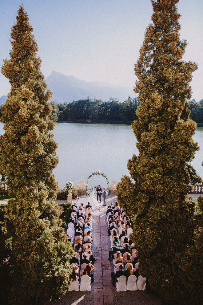 Hochzeit am Leopoldskron Palace - Roland Feistenberger