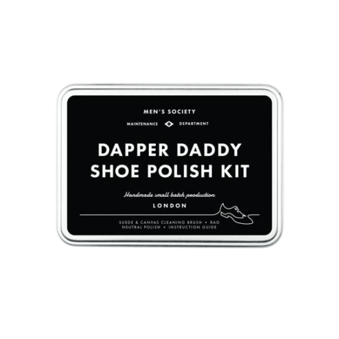 Dapper Daddy Shoe Polish Kit