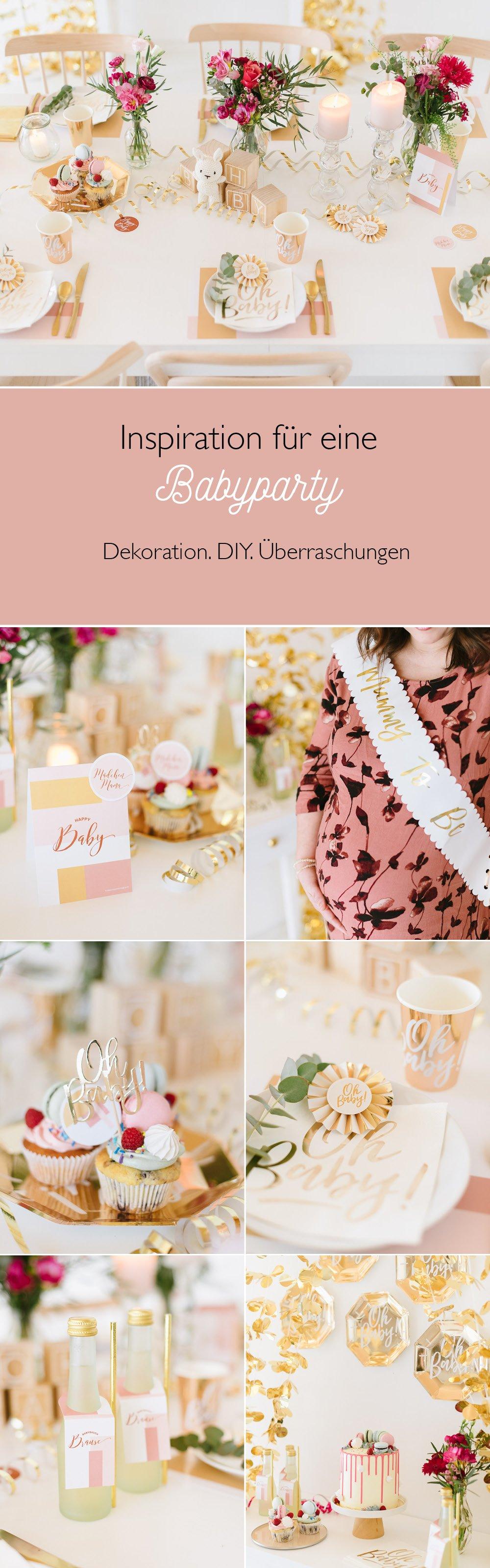 Dekoration Babyparty online kaufen