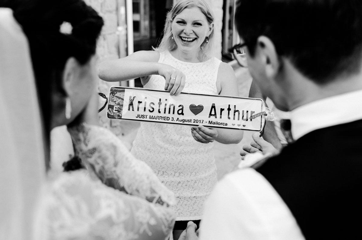 10 Uberraschende Hochzeitsgeschenke Der Trauzeugen Fraulein K