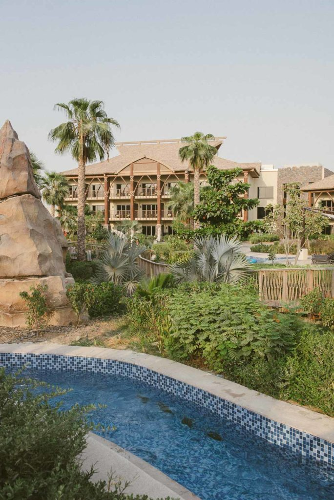 Dubai Parks and Resorts La Pita Hotel Pool