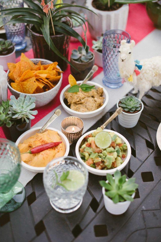 Rezepte Dips Fiesta Gartenarty