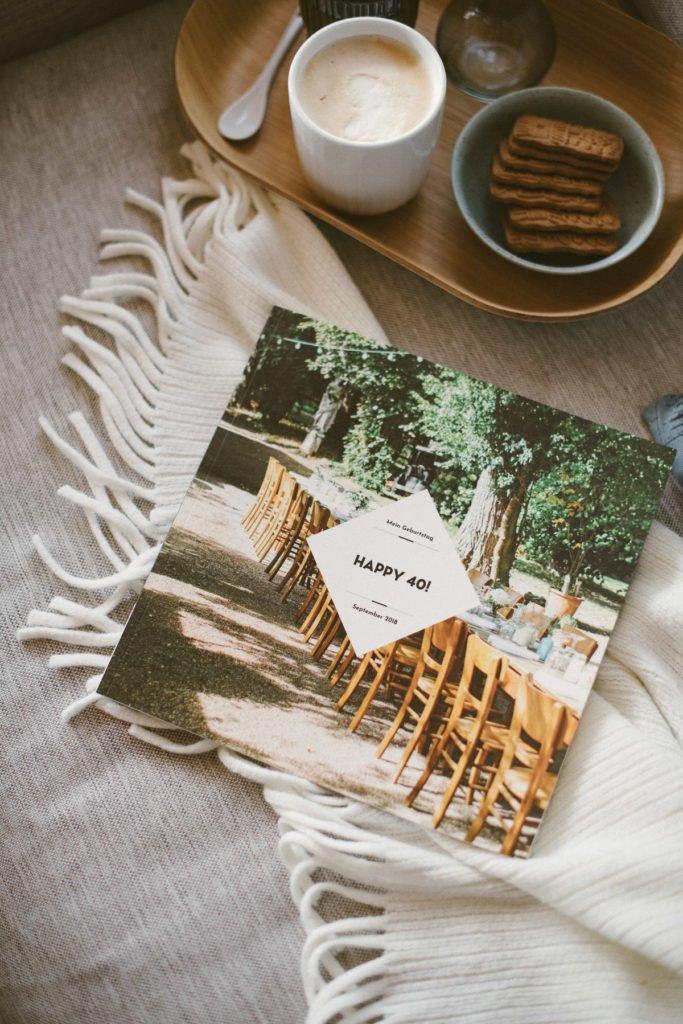 Fotobuch Hochzeit & Baby