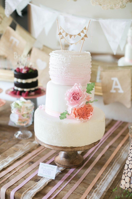 Vintage Hochzeitstorte - Tipps für die Hochzeitstorte