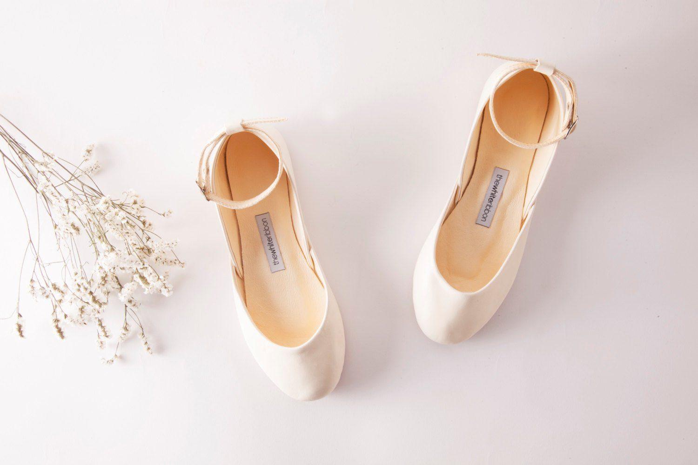 Traumhaft weiche Ballerinas für die Hochzeit