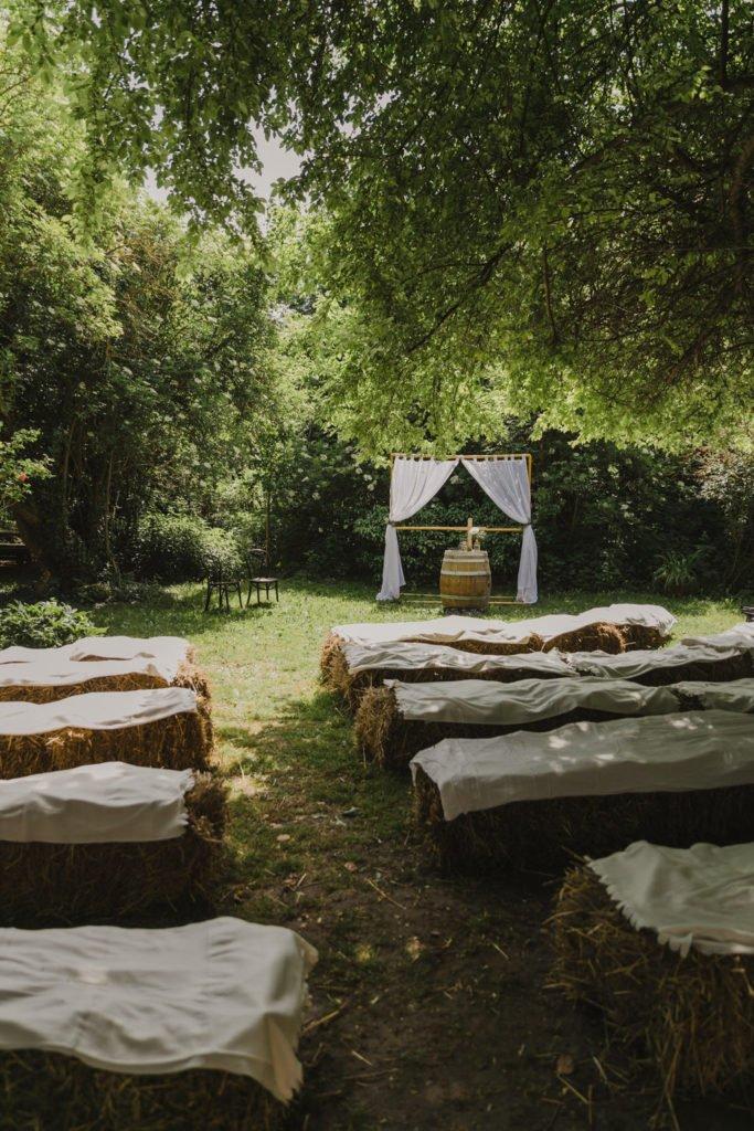 Gartenhochzeit in der Wiesenmühle