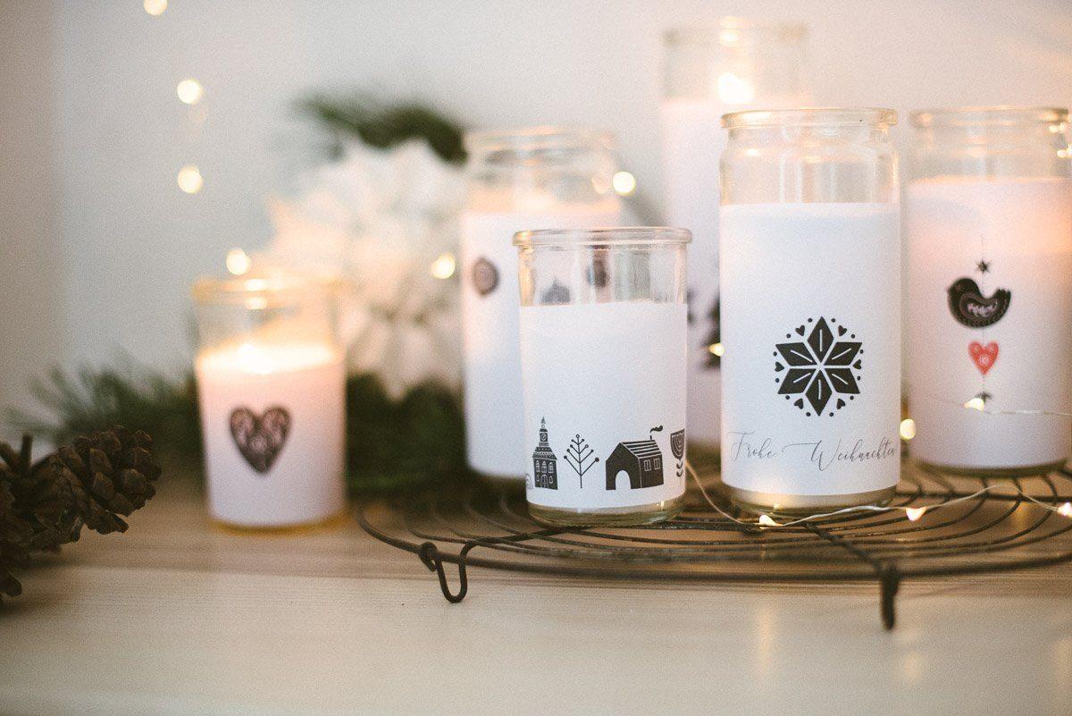 freebie banderolen f r skandinavische windlichter fr ulein k sagt ja. Black Bedroom Furniture Sets. Home Design Ideas
