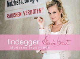 Lindegger. Küssdiebraut Moderne Braut- und Abendmode