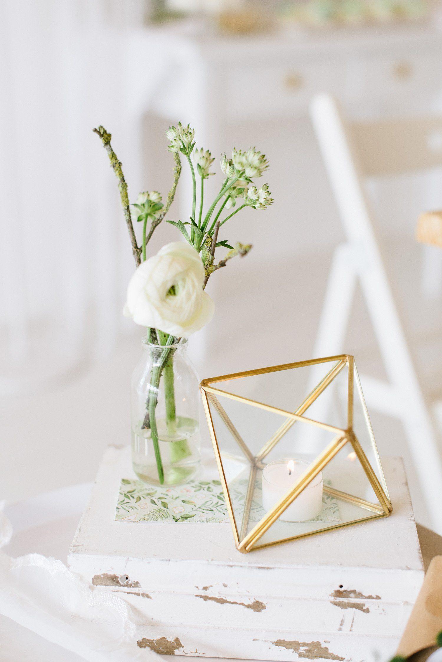 terrarium oktaeder fr ulein k sagt ja partyshop. Black Bedroom Furniture Sets. Home Design Ideas