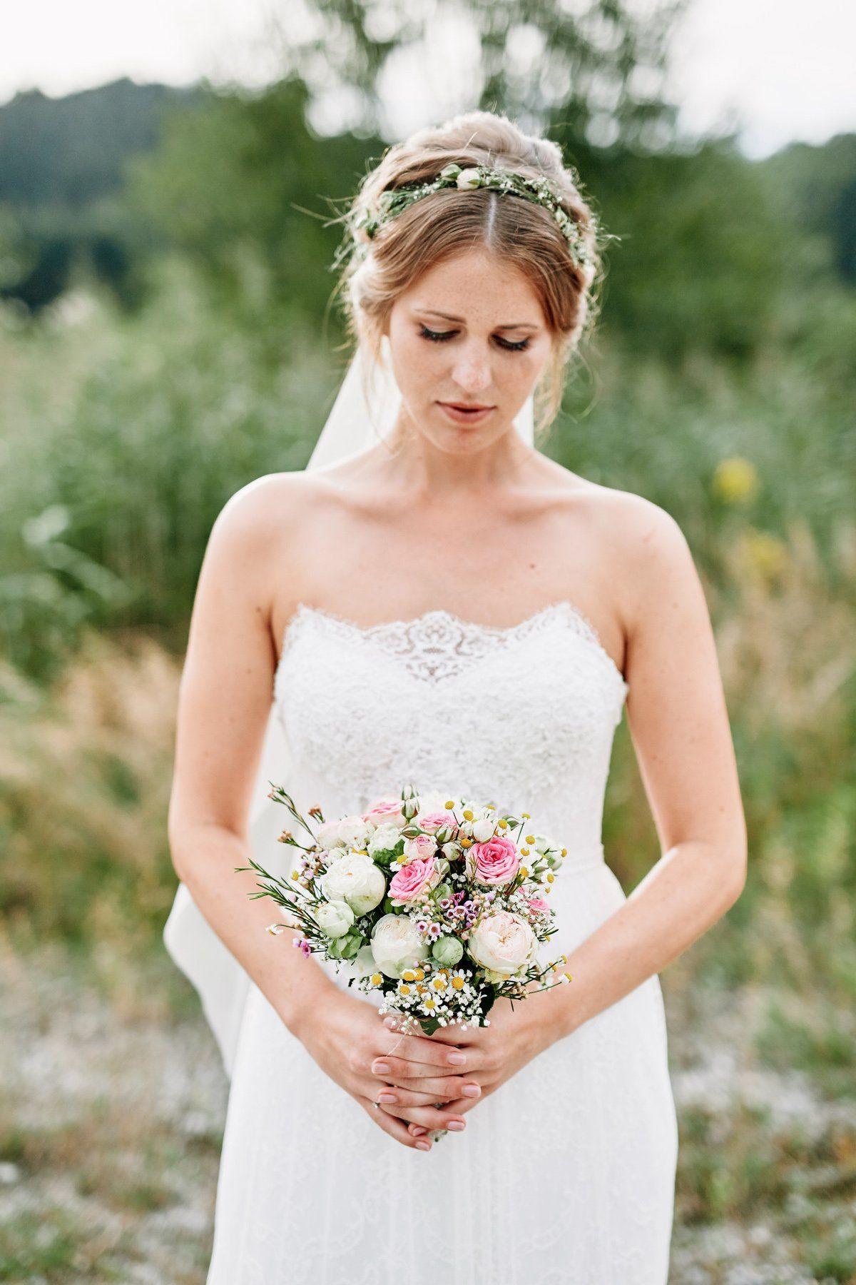 10 Romantische Boho Brautfrisuren Fraulein K Sagt Ja Hochzeitsblog