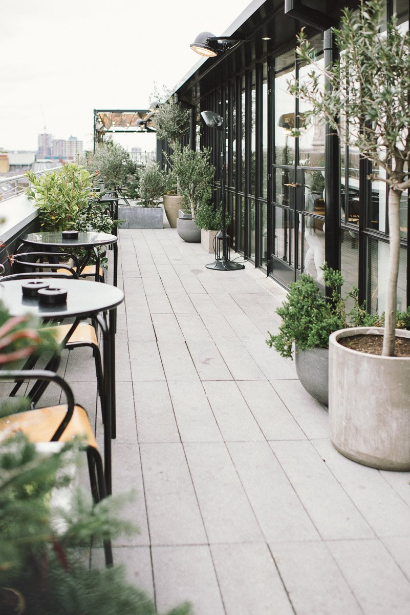 Rooftop ACE Hotel LONDON