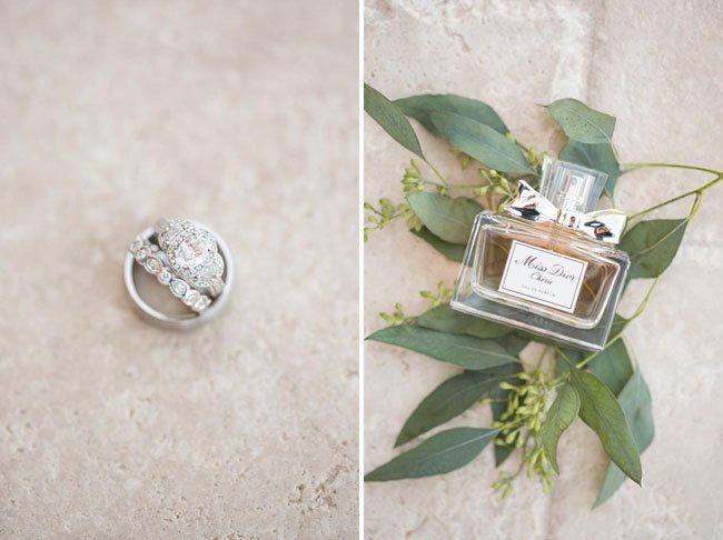 Hochzeitsparfum für Braut und Bräutigam