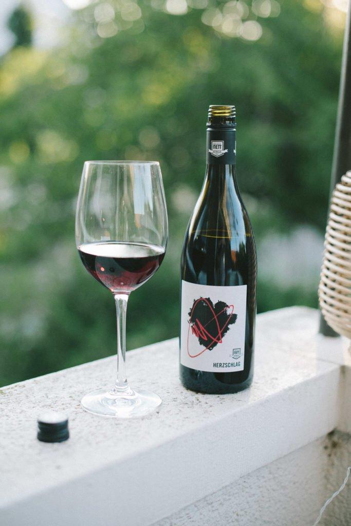 Rotwein trocken nett Duttweiler