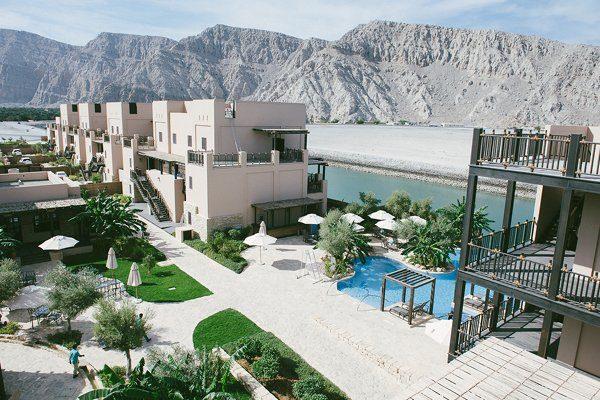 reiseziel Orient für die Flitterwochen Oman