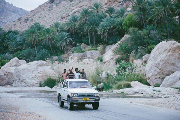 reiseziel Orient für die Flitterwochen Oman10