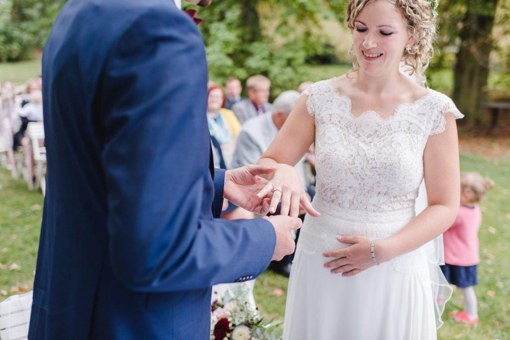 Ringwechsel Hochzeit