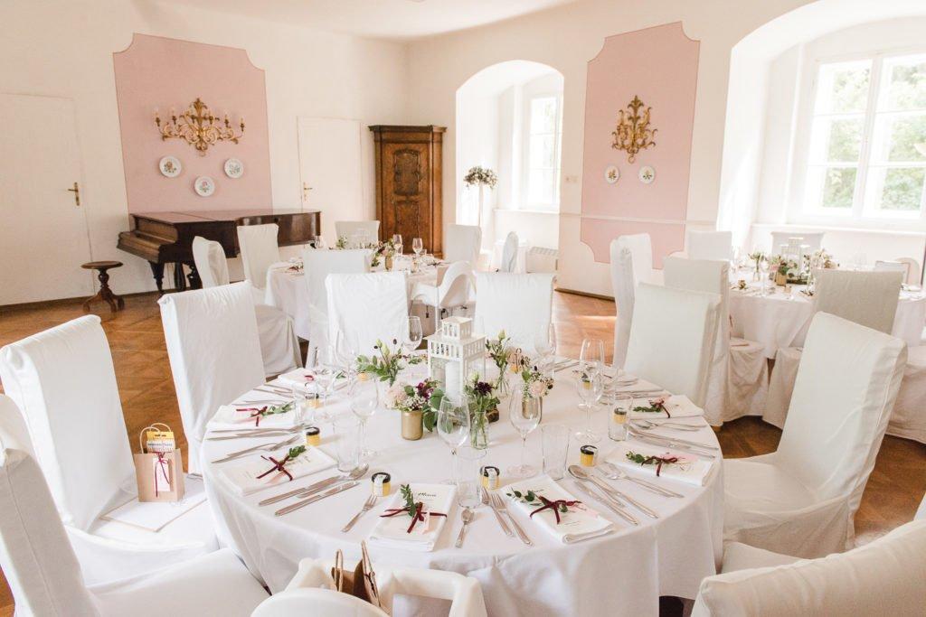 Interior Schloss Poysbrunn