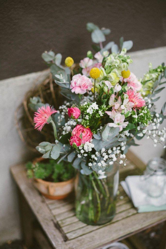 Sommerglück Blumenstrauß Blume2000.de
