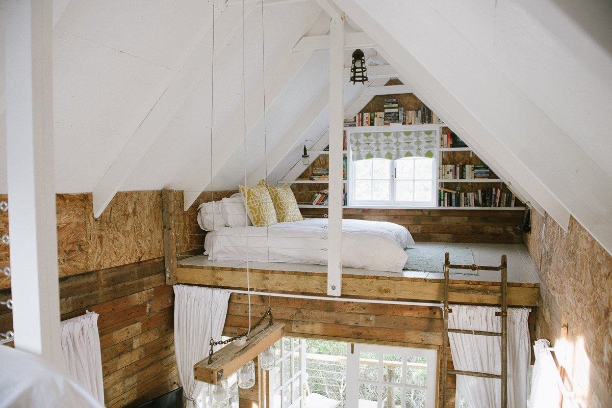 Übernachten im Baumhaus in Südafrika