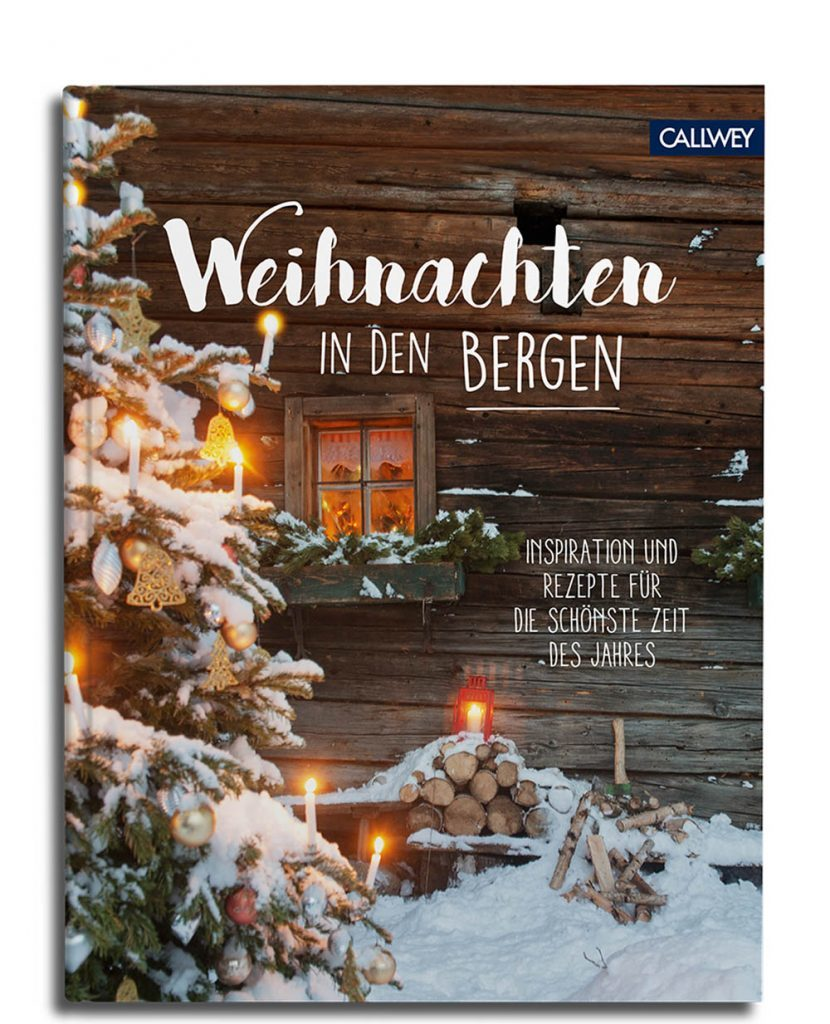 Weihnachtsbuch mit Rezepten und DIY Ideen
