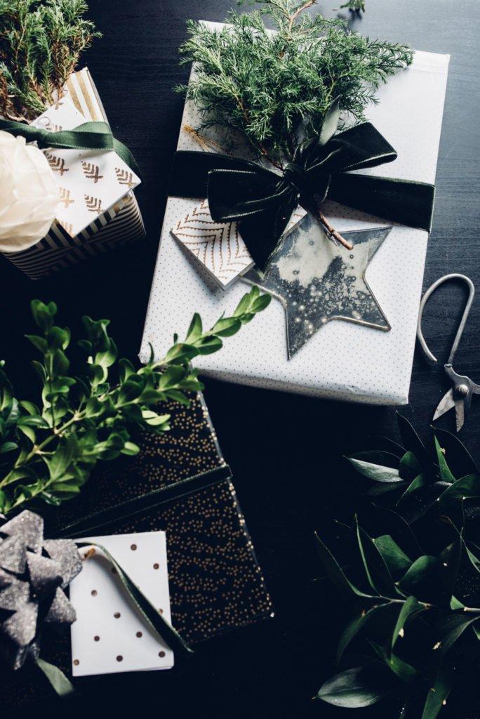 Samtband Geschenke