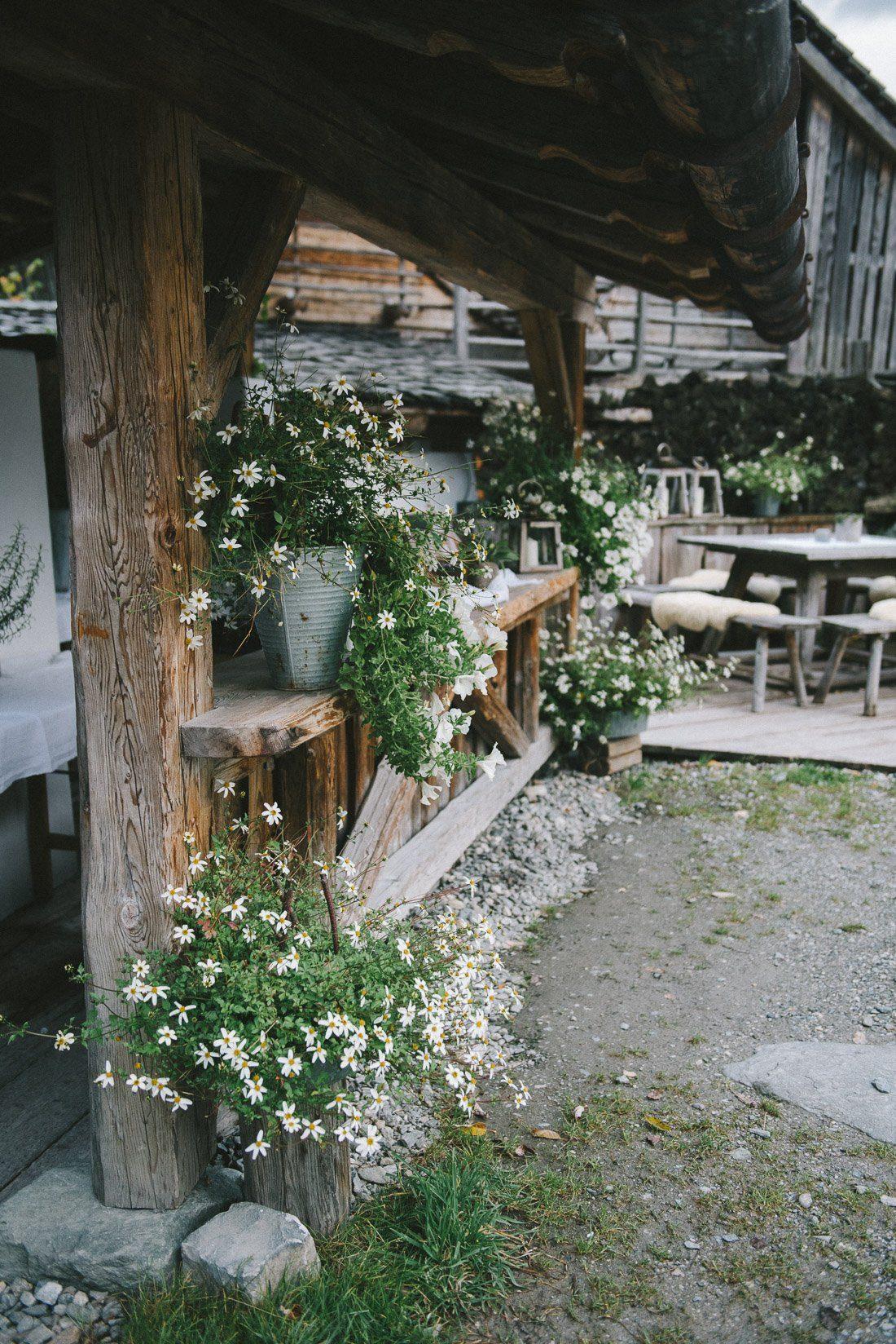 Dorf Priesteregg Österreich