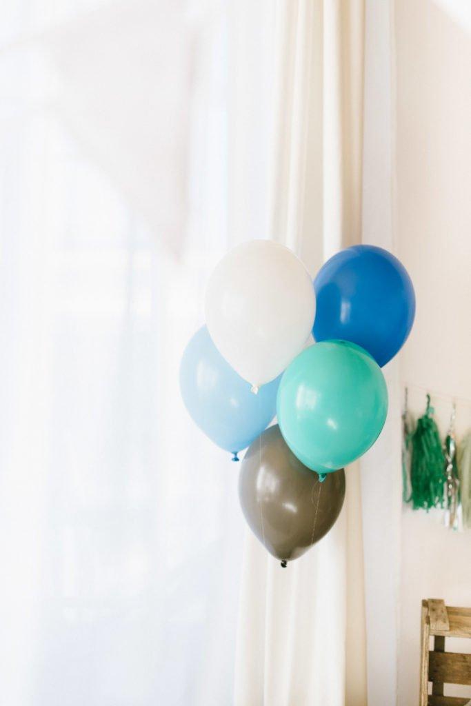 Ballonmischung Kindergeburtstag