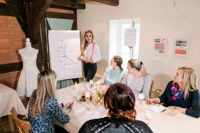 Brautgemacht Workshop für Bräute